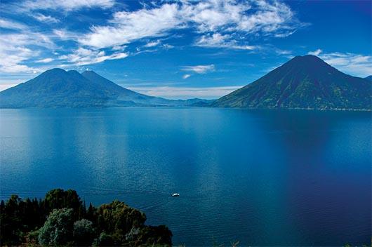 Guatemala/Lago de Atitlán