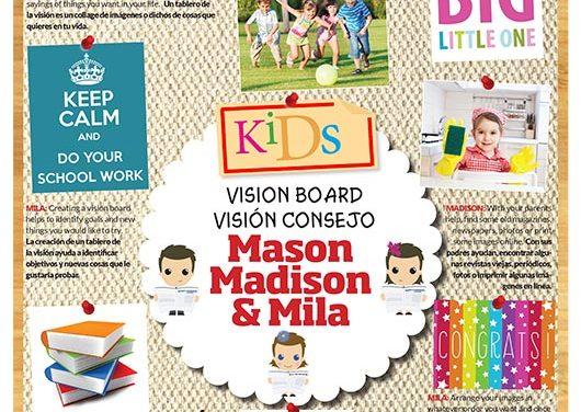 Vision Board / Visión Consejo