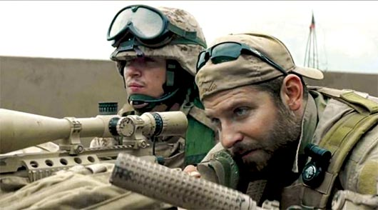 American Sniper (El francotirador)