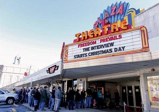 """""""The Interview"""" recauda 18 millones de dólares en ventas digitales y taquilla"""
