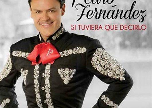 """PEDRO FERNANDEZ lanza el sencillo  """"Si tuviera qué decirlo"""""""