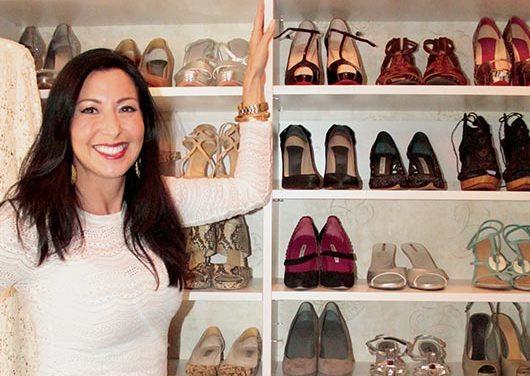Tina Aldatz una soñadora con los pies en la Tierra