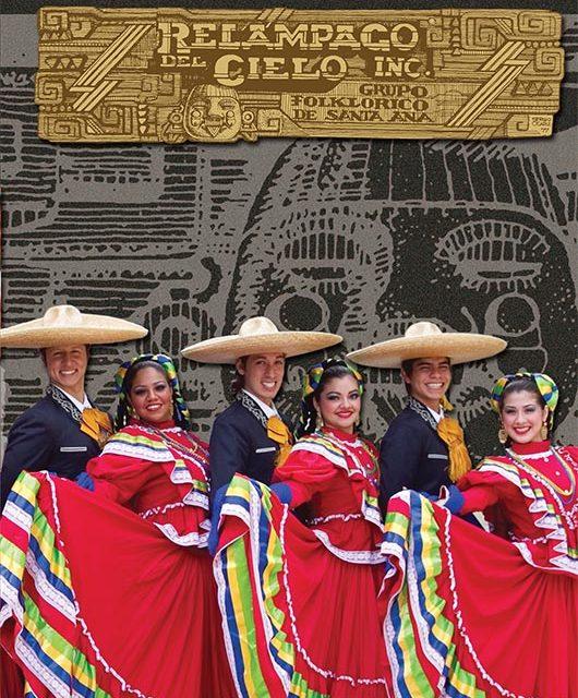 Grupo Folklórico Relámpago del Cielo en Concierto