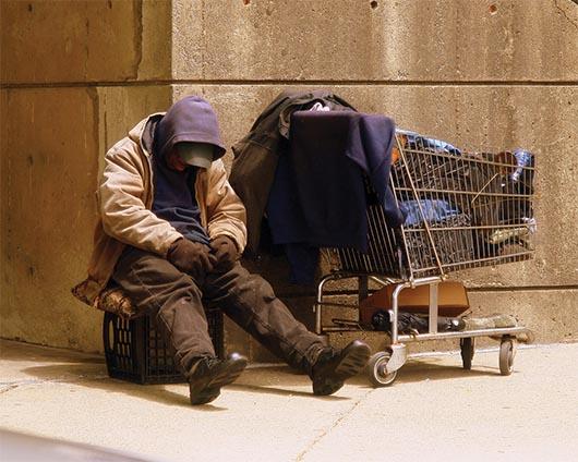 Año crítico para homeless de  Orange County