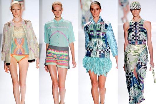 Se acerca la moda  de Primavera 2015