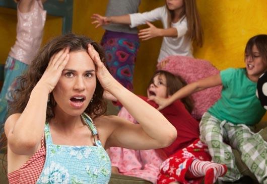 ¡Como recibir a la familia de vacaciones en casa…y no morir en el intento!