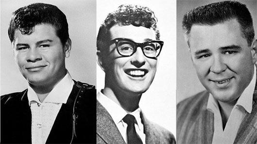 El 56 Aniversario de la muerte de Ritchie Valens, Buddy Holly y The Big Bopper