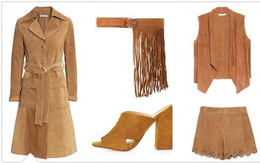 Formas de llevar la moda de los 70 esta primavera