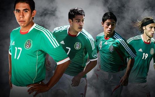 Jugadores de la Liga MX que alguna vez han defendido la camiseta del Tri
