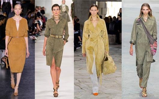 Las 10 tendencias de moda para la primavera de 2015