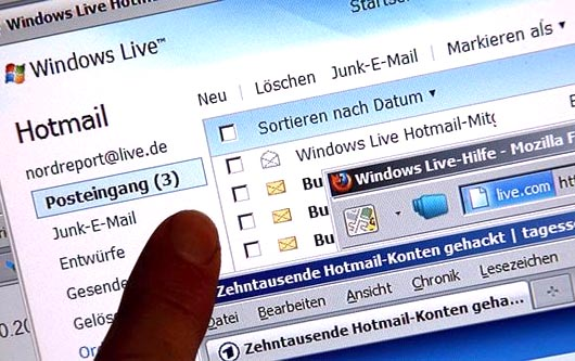 Así atacaron los ciberdelincuentes bajo el logo de correos