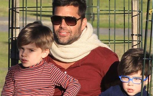 Ricky Martin revela nuevos detalles sobre la concepción de sus hijos