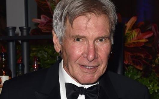 Dan de alta a Harrison Ford