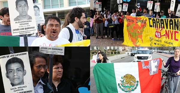 Seis meses de la desaparición de 43 estudiantes en Guerrero