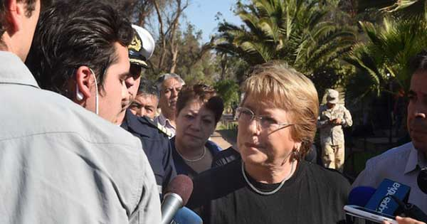 Siete muertos por un temporal en Chile