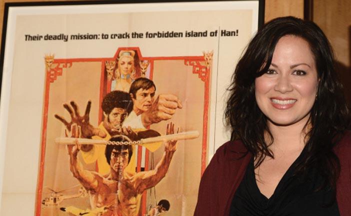 Hija de Bruce Lee está trabajando en película biográfica del actor