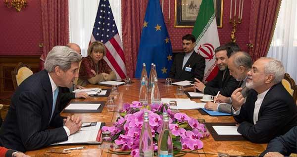 Negociaciones de un acuerdo nuclear con Irán