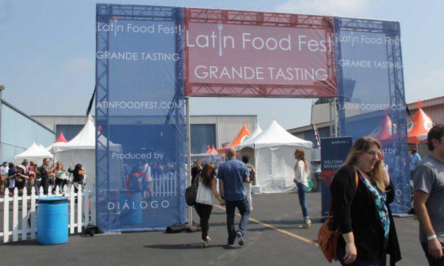 Latino Food Fest  el sabor de las Américas
