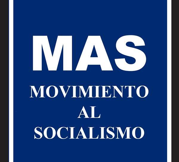 El partido de Evo Morales pierde terreno político