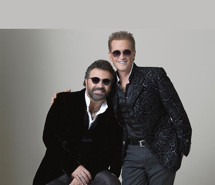 Emmanuel y Mijares en Concierto. The TWO'R Amigos  No te lo puedes Perder!