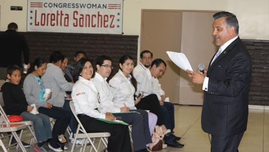 Coalición de Inmigración de Orange County hizo su primer Foro Informativo