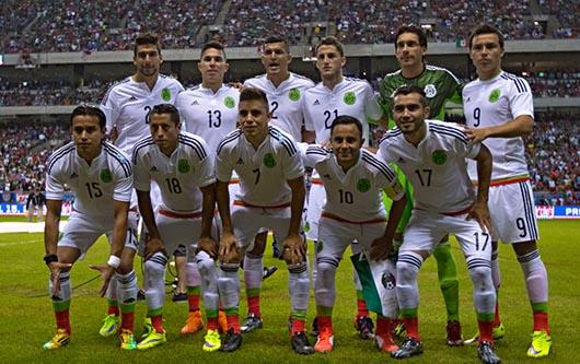 México cayo en el encuentro contra EE.UU.