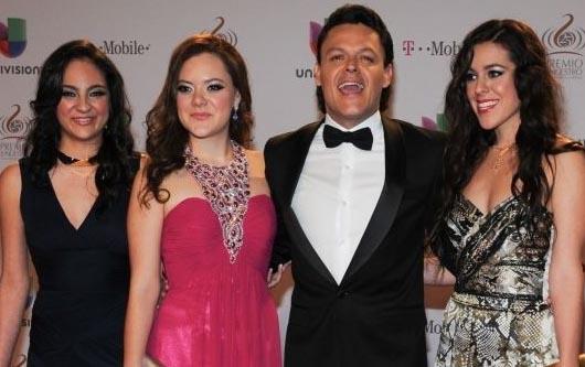 Pedro Fernández y la vida sexual de su hija