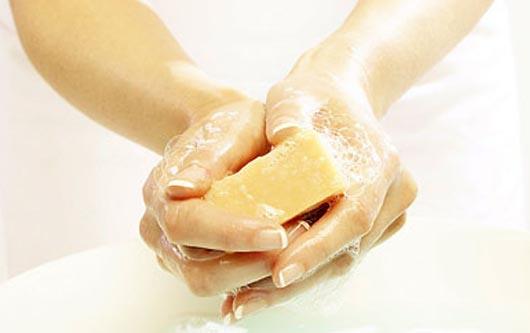 Lávese las manos