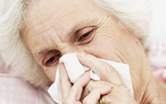 Continúa la temporada de influenza