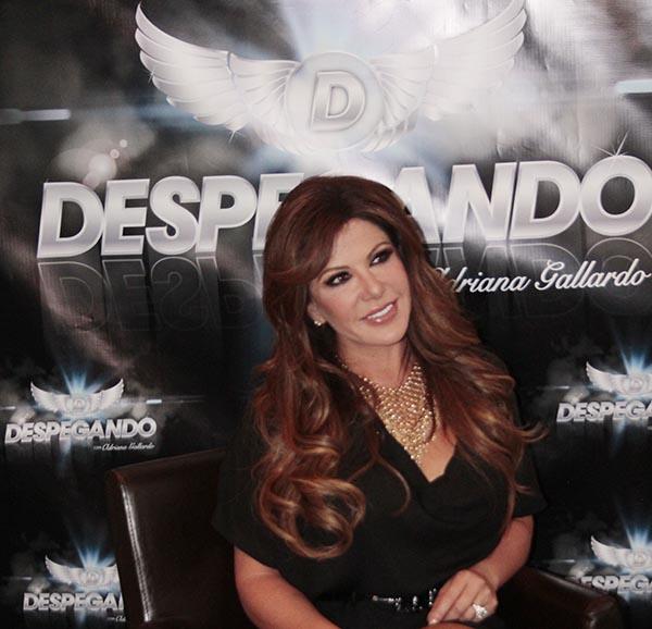 Despegando con Adriana Gallardo