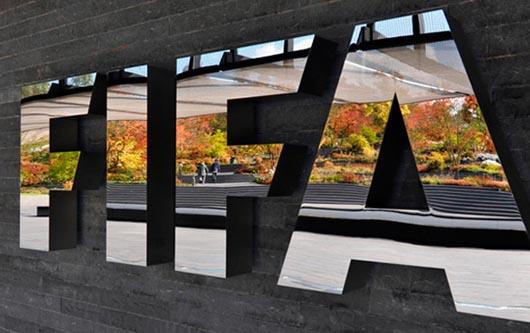 FIFA en celebración