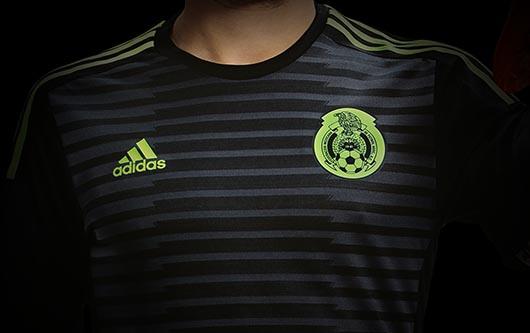 La selección nacional de México se prepara para el partido ante Estados Unidos
