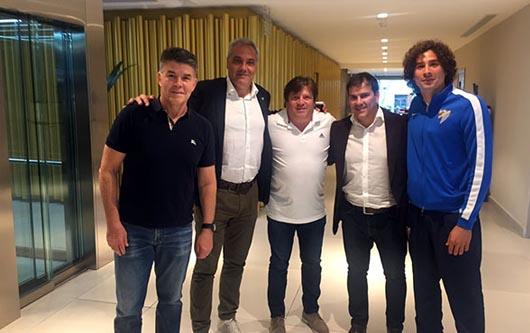 Reunión de los grandes de México
