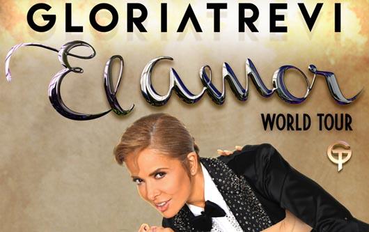 Gloria Trevi y su gira «EL AMOR»