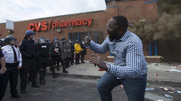 Baltimore a punto de un polvorín