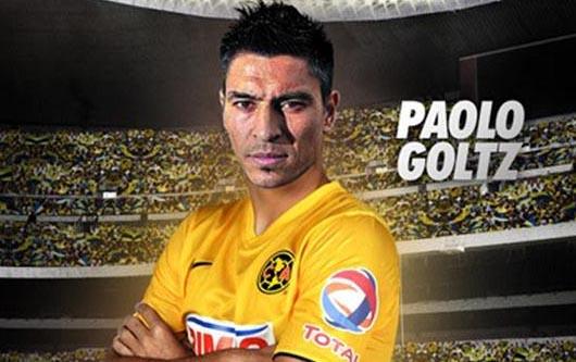 Paolo Goltz es suspendido de 6 juegos
