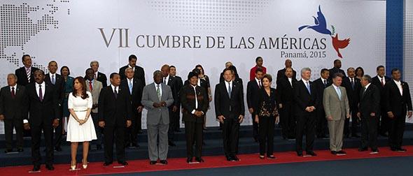 Clausura en Panamá la VII Cumbre de las Américas