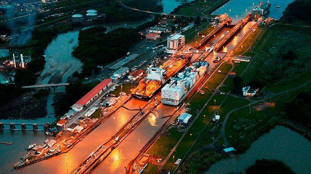 Canal de Panamá obra maestra de la ingeniería