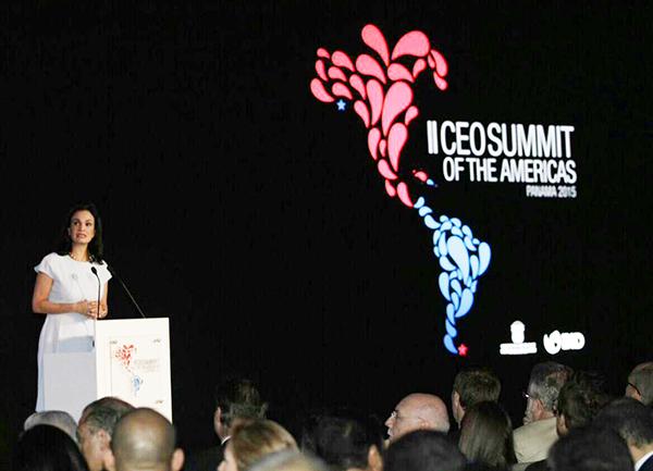 II Cumbre Empresarial de las Américas
