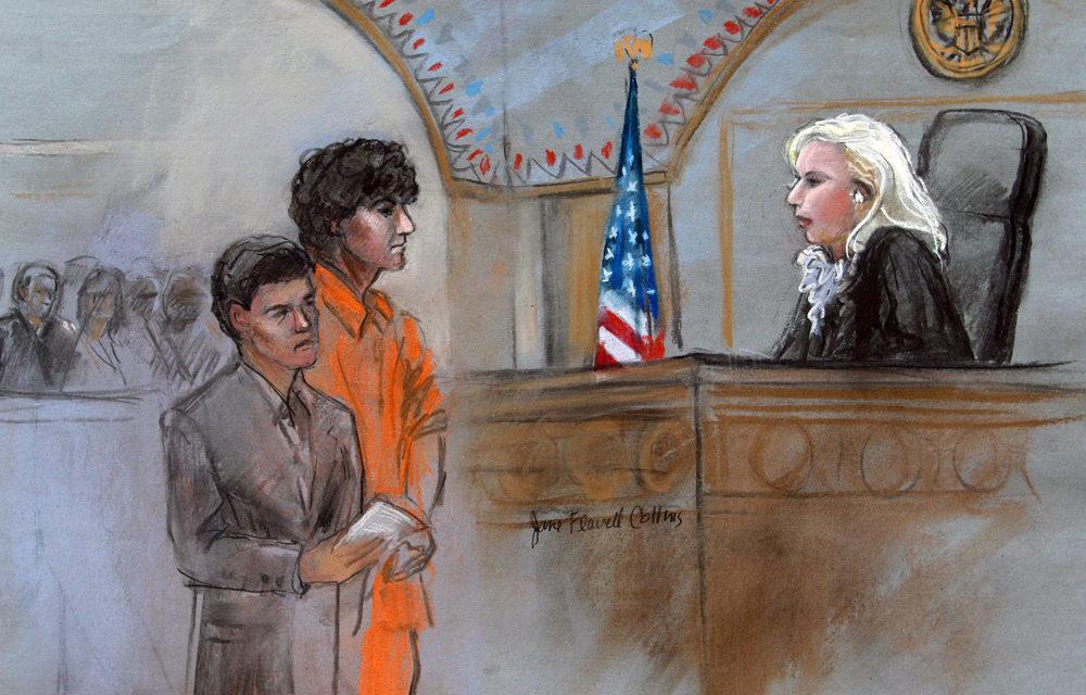 Pena de muerte al autor de atentado en Maratón de Boston
