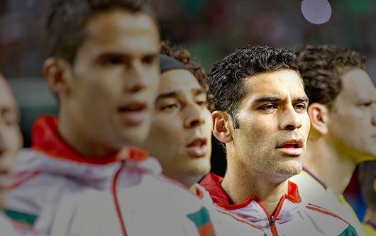 Rafael Márquez mi campeón