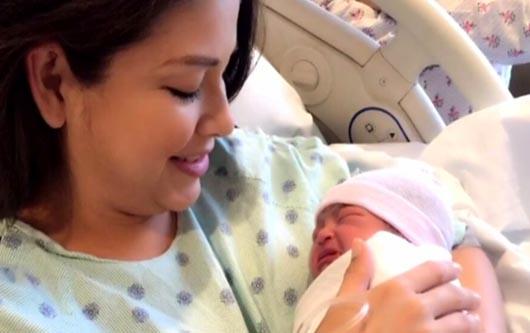 La llegada de bebe Giulietta