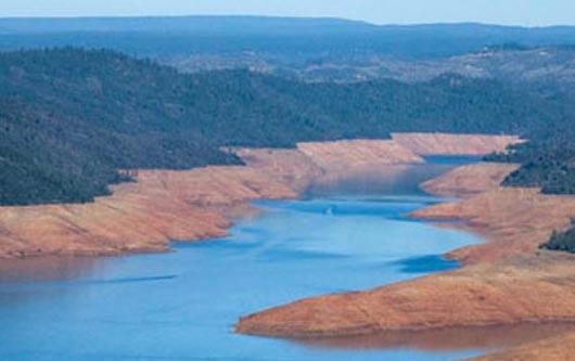 Energía de la Sequía Impactos de California