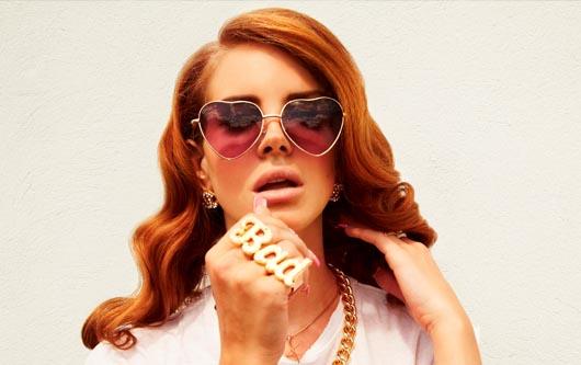 Lana del Rey sorprende a sus fans
