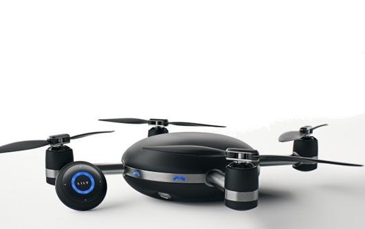 El Drone que te sigue