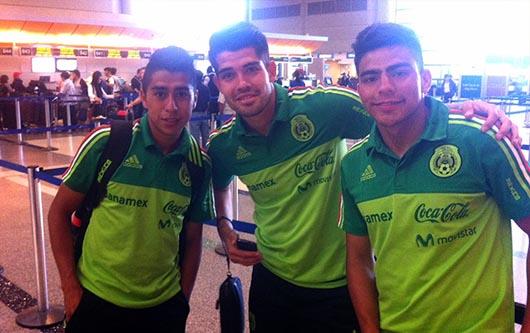 La Selección Nacional de México Sub-20 ya se encuentra en Sydney