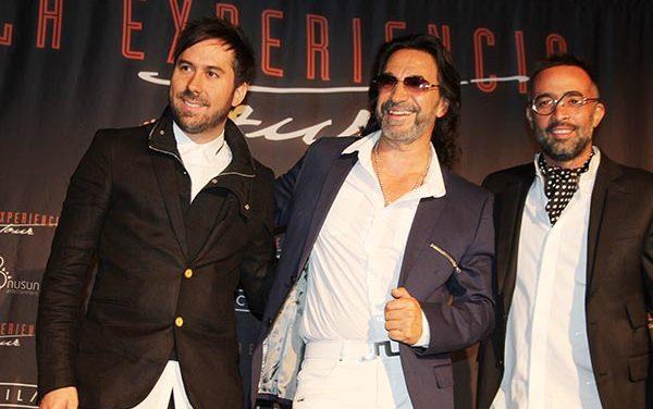Marco Antonio Solis y Camila inician «La Experiencia»