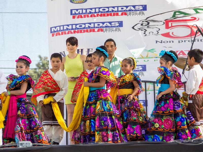 Fiesta Anaheim trae la alegría del Cinco de Mayo al parque La Palma