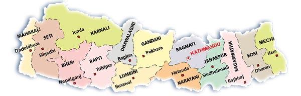 Otro terremoto en Nepal: 57 muertos más de 1000 heridos
