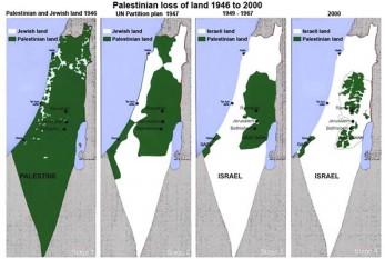 Palestina gana terreno moral ante Israel